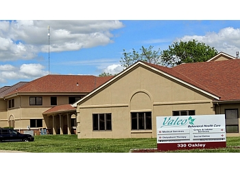 Topeka addiction treatment center Valeo Behavioral Health Care