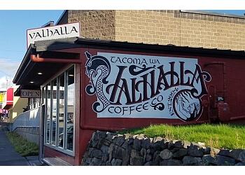 Tacoma cafe Valhalla Coffee Co.