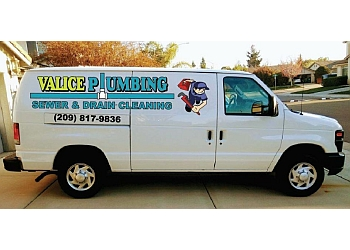 Stockton plumber Valice Plumbing & Sewer Cleaning