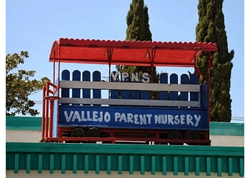 Vallejo preschool Vallejo Parent Nursery School