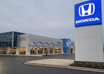 Aurora car dealership Valley Honda
