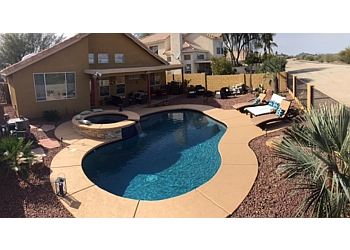 Tucson pool service Valley Oasis Pools & Spas