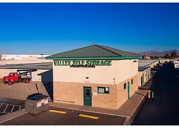 El Paso storage unit Valley Self Storage