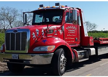 Brownsville towing company Valley Towing and Storage