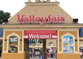 Minneapolis amusement park Valleyfair