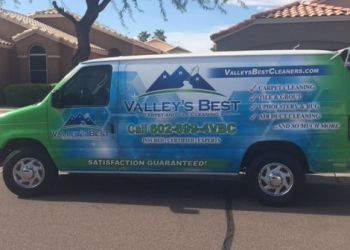 Peoria house cleaning service Valley's Best Cleaners