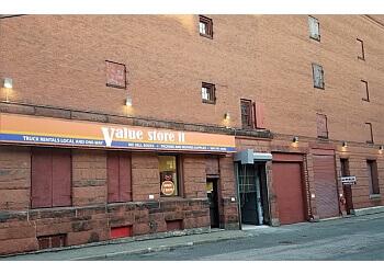 Worcester storage unit Value Store It Self Storage