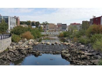 Yonkers public park Van Der Donck Park