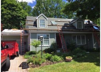 Syracuse roofing contractor Van Derhoof Roofing Co., Inc.