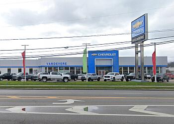 Akron car dealership VanDevere Chevrolet