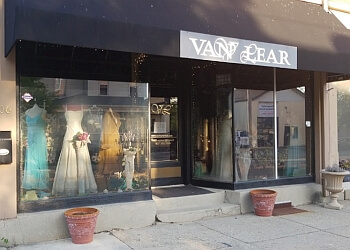 Dayton bridal shop Van Lear Custom Couture