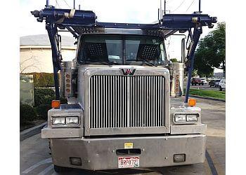 Torrance towing company Van Lingen Towing Inc.