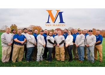 Dayton roofing contractor Van Martin Roofing