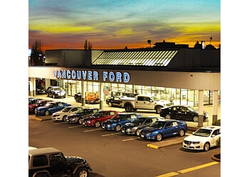 Vancouver car dealership Vancouver Ford, Inc.