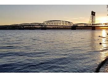 Vancouver landmark Vancouver Land Bridge