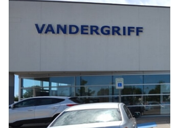 Arlington car dealership Vandergriff Hyundai