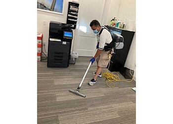 Tampa commercial cleaning service Vanguard Cleaning Systems
