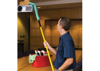 Sacramento commercial cleaning service Vanguard Cleaning Systems, Inc