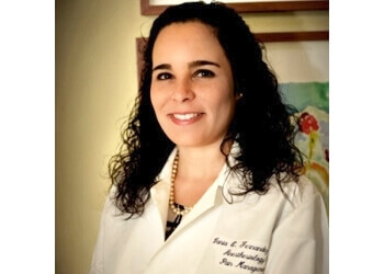 Hollywood pain management doctor Vania E. Fernandez, MD