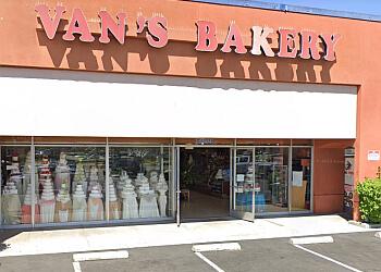 Garden Grove cake Van's Bakery
