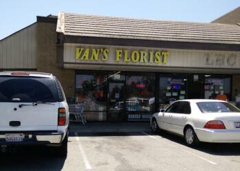 Moreno Valley florist Van's Florist