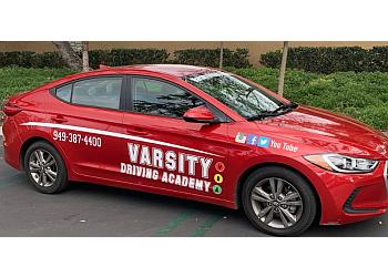 Irvine driving school Varsity Driving Academy