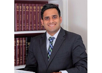 Dayton immigration lawyer Varun Luthra