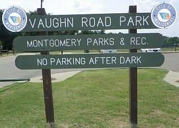 Montgomery hiking trail Vaughn Road Park Trail