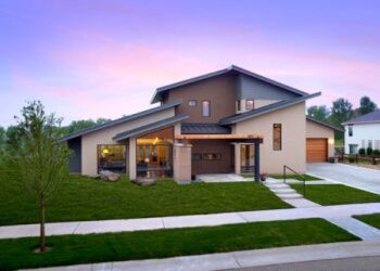 Fort Collins residential architect Vaught Frye Larson Architects