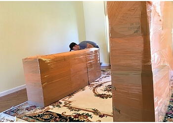Jersey City moving company Vector Moving