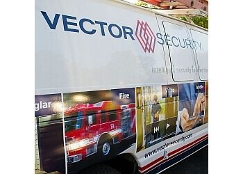 Richmond security system Vector Security