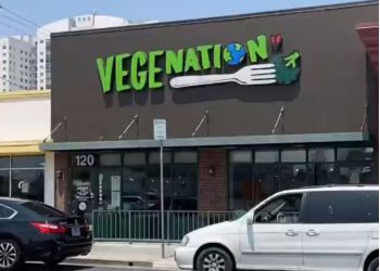 Las Vegas vegetarian restaurant VegeNation