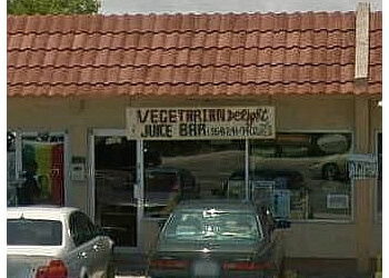 Miramar juice bar Vegetarian Delight