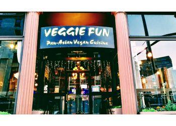 Providence vegetarian restaurant Veggie Fun