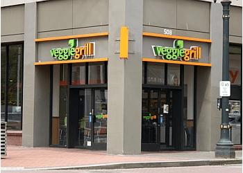 Portland vegetarian restaurant Veggie Grill