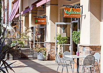 Huntington Beach vegetarian restaurant VegiLicious