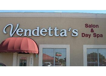 Abilene hair salon Vendetta's Salon and Day Spa