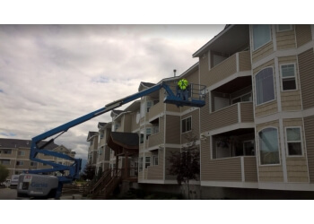 Anchorage chimney sweep Vent Doctors of Alaska LLC
