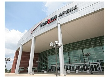 Verizon Arena Little Rock Places To See