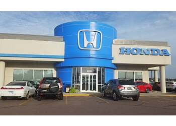 Sioux Falls car dealership Vern Eide Honda