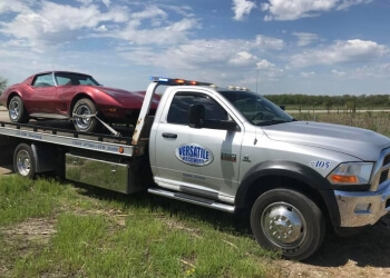 Topeka towing company Versatile Recovery