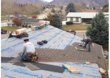 Salt Lake City roofing contractor Vertex Roofing