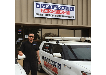 Grand Prairie garage door repair Veteran Garage Door