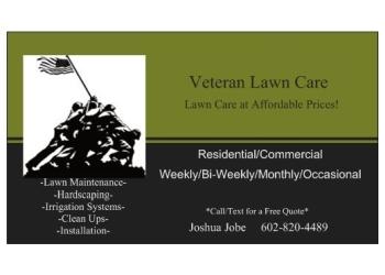 Phoenix lawn care service Veteran Lawn Care