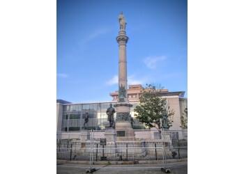 Manchester public park Veteran's Memorial Park