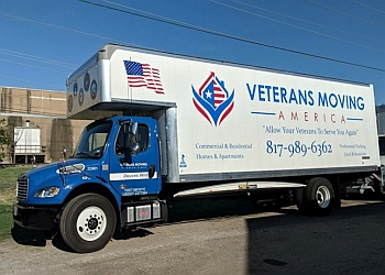 Fort Worth moving company Veterans Moving America