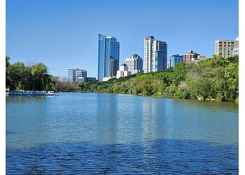 Milwaukee public park Veterans Park