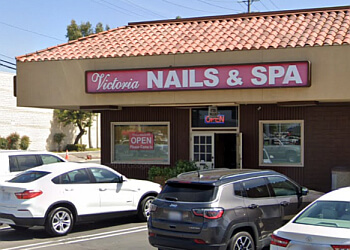 Orange nail salon Victoria Nails & Spa