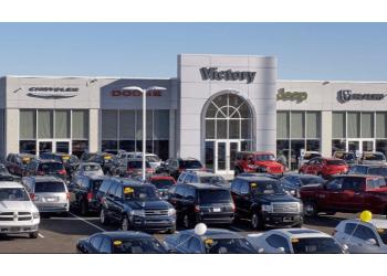 Kansas City car dealership Victory Chrysler Dodge Jeep Ram