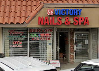 Fullerton nail salon Victory Nails & Spa